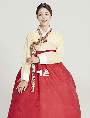 bf29f4279 Amazon.com: Women Hanbok Dress Custom Made Korean Traditional Hanbok Bride  Wedding Dress Korean National Costumes: Handmade