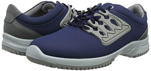 6763 Uni6 Chaussures Marine Abeba bas 39 Taille 39 EqwwRtd