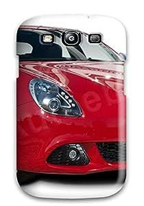 Protective Tpu Case With Fashion Design For Galaxy S3 (alfa Romeo Giulietta 19)
