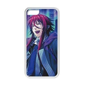 Cartoon Anime Cute White Phone Case for iPhone 6 4.7