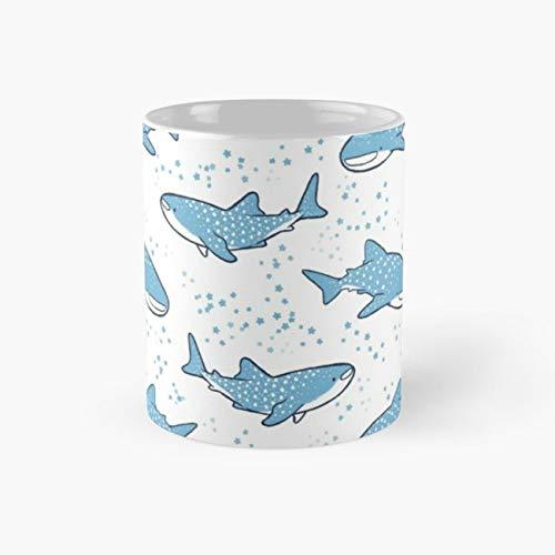 Whale Shark 110z Mugs