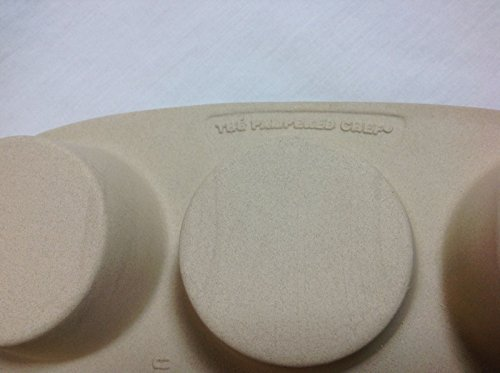 Pampered Chef Family Heritage Stoneware Muffin Pan