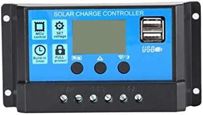 12V / 24V del Panel Solar Cargador de batería del ...