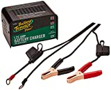 Battery Tender Plus 021-0128, 1.25 Amp Battery Charger is a Smart Charger, it