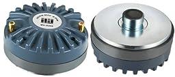 Pair (2pcs) 1200 Watts Titanium Compression Driver 2.0\