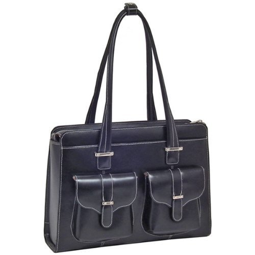 Brand New Mcklein Alexis 15.4 Leather Ladies Briefcase by McKleinUSA