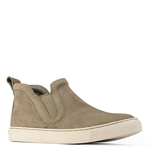 Cougar Women's Freddy Slip On Waterproof Sneaker,Wheat Nubuck,US 8 M