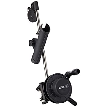 Image of Downriggers Scotty #1050MP Depthmaster Manual Downrigger, Display Packed w/ Rod Holder & Clamp Mount