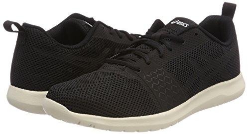 Mx Chaussures 9090 Hommes Pour De Birch Asics Kanmei Noir Course noir gwaqWIU