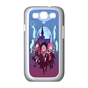 FOR Samsung Galaxy S3 -(DXJ PHONE CASE)-Harry Potter - The Marauder's Map-PATTERN 16