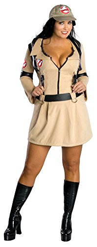 BESTPR1CE Ghostbuster Plus Size Adult Womens