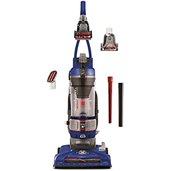 Hoover Vacuum Cleaner T-Series Windtunnel Pet Rewind Bagless Corded Cobalt Blue Upright Vacuum UH70213PC
