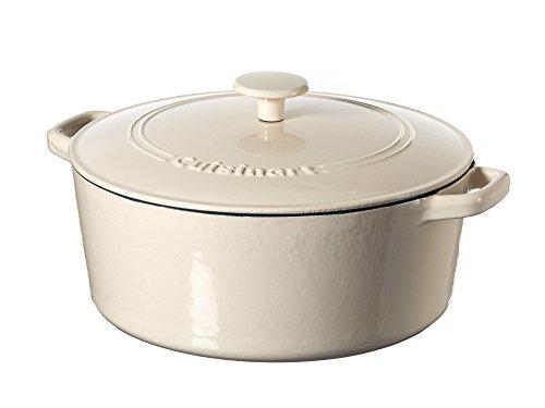 Cuisinart Casserole Cast Iron, 7 quart