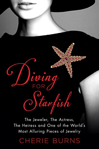 Musician Brooch Pin (Diving for Starfish: The Jeweler, the Actress, the Heiress, and One of the World's Most Alluring Pieces of Jewelry)