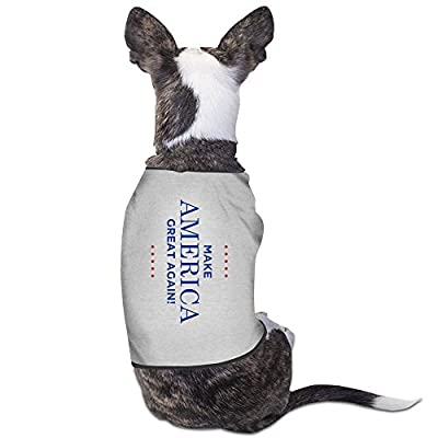 Make America Great Again Pet T Shirt