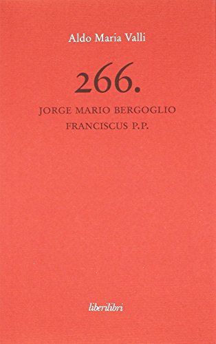 ALDO MARIA VALLI - 266. JORGE