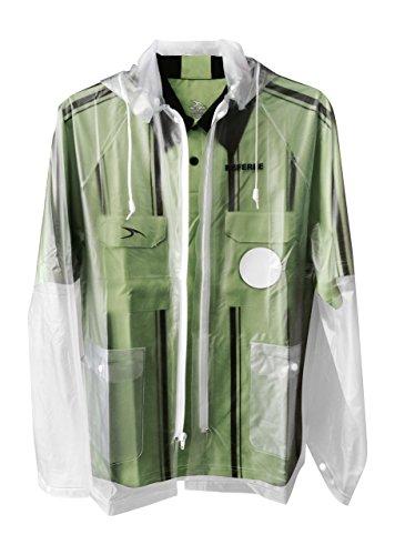 Clear Rain Soccer Referee Jacket