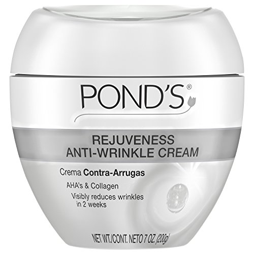 Pond's Rejuveness Anti-Wrinkle Cream, 7 oz, Twin Pack