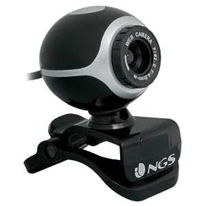 NGS Swift Cam-300 - Webcam con micrófono