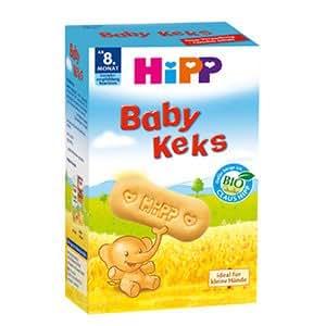 En usa- alemán Hipp Orgánico bebé keks-teething cookies-8 ...