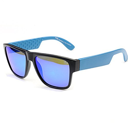 Z-P Sports Style Bicycle Color Coating Polarized Sunglasses - Sunglasses Trending 2015