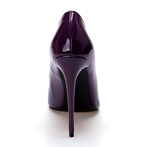 Kengät Pumput Violetti Naiset Häät Nainen Osapuoli Korkokengät Zaproma vw1zqdv