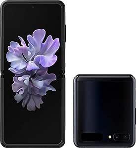 Samsung Galaxy Z Flip Factory Unlocked Cell Phone |US Version - Single SIM | 256GB of Storage | Folding Glass Technology | Long-Lasting Battery | Mirror Black