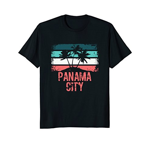 Retro Panama City Distressed - Shop City Beach