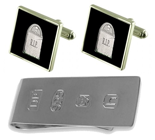 Money Coffin Coffin Clip Cufflinks James Headstone Bond Cufflinks amp; Headstone Bond amp; James Money qgdTwCEE