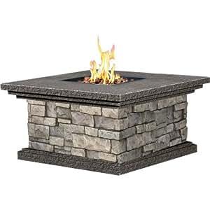 Bond Canyon Ridge Fire Table - Propane, 30,000 BTU, Model# 65224