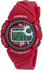 """Quiksilver Kids' QWBD001-RED """"Windy"""" Watch"""