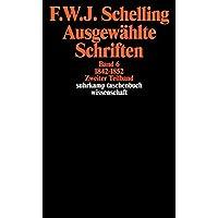 Ausgewählte Schriften in 6 Bänden: Band 6: 1842–1852. Zweiter Teilband (suhrkamp taschenbuch wissenschaft)