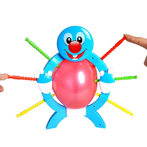 callm Boom Boom Balloon Game Board Game with Sticks for Kids Boys Toy Gift Family Fun (Multicolor)