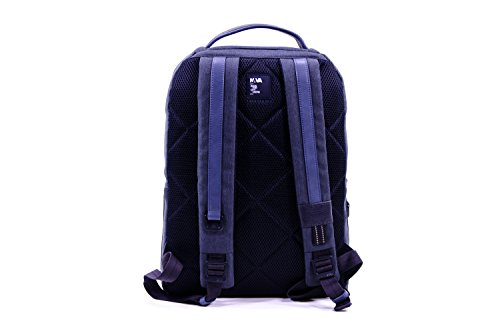 Nava Courier Business Backpack Blue