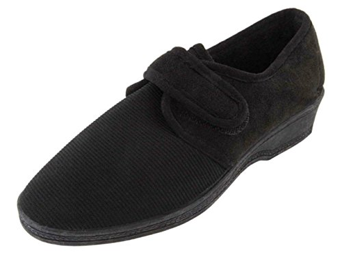noir 5555421 noir Shoesy pour Chaussons femme qpXxB0xg