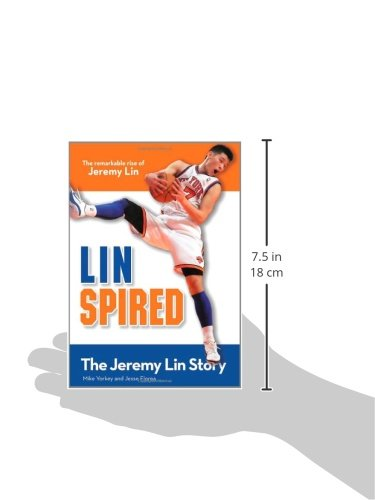 Linspired, Kids Edition: The Jeremy Lin Story (ZonderKidz Biography)