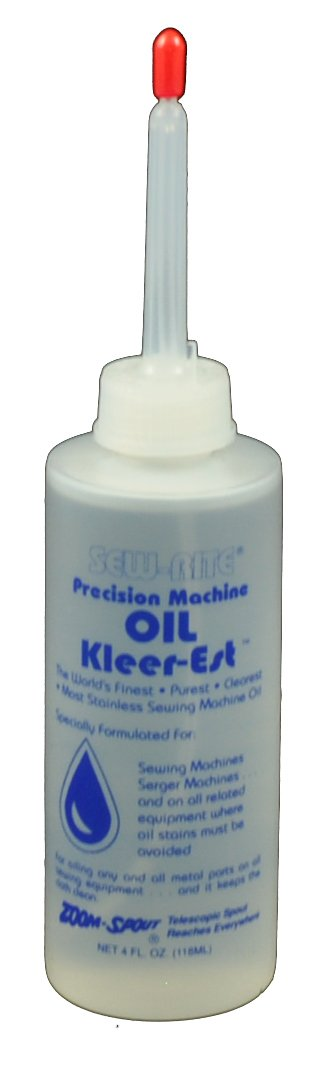 Sewing Machine Serger Machine Precision Oil Generic