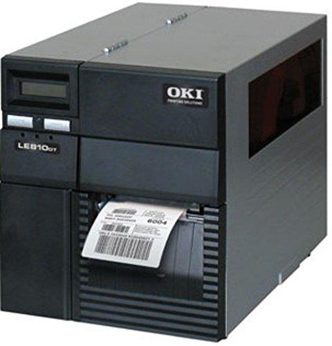 - Oki Data LE810DS LE810DT Direct Thermal Printer - 203 dpi - 152.4 mm/sec (Monochrome) - 100, 120V AC - USB, RS-232 (Certified Refurbished)