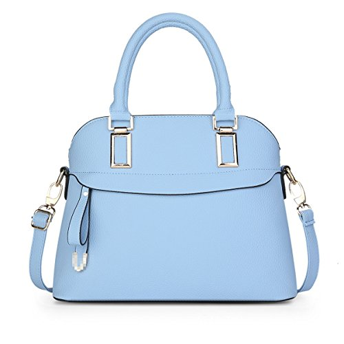 Cuir tout Bandoulière Main PU Haut Sac Blue1 Sac En Mode Lady Fourre à Sac Multicolor Sac Féminine Sac Bandoulière à Bandoulière à Sac à qwXzYwxtO