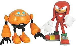 Figura de Acción Sonic the Hedgehog 20 Aniversario [Knuckles]