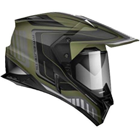 Amazon.com: Zoan Synchrony Dual Sport Casco Tourer Graphic ...