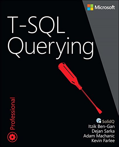 T-SQL Querying Front Cover