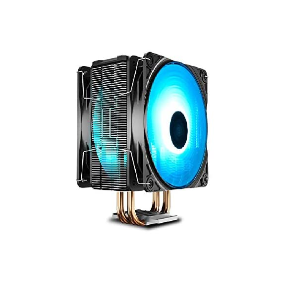 Antec A40 PRO Blue LED CPU Cooler Fan Compatible with: Intel 775/1150/1151/1155/1156/1366, AMD FM1/FM2/AM3/AM3+/AM2+/AM2