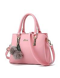Top Handle Satchel Handbags girls Messenger Bag for Women Purse Tote Bag