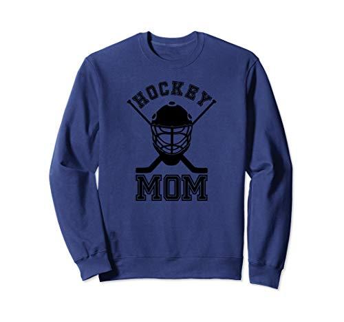 - Hockey Mom T-Shirt Sport Mother's Day Moms Gift Sweatshirt
