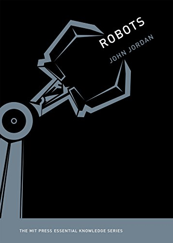 Robots (The MIT Press Essential Knowledge series) cover