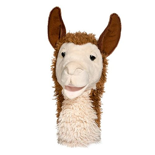 Memorable Pets' Llama Puppet- for Memory Care Activities and Caregivers by Memorable Pets