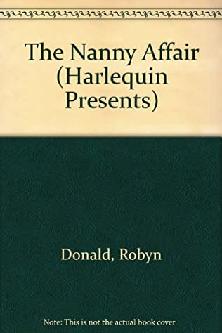book cover of The Nanny Affair