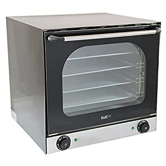 Electric Convection Oven Twin Fan Assisted 4 Trays