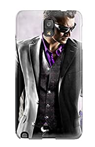 GkMTFhz988SppNr Case Cover, Fashionable Galaxy Note 3 Case - Saints Row 3 Game